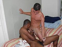 Gay Black Interracial preview #2